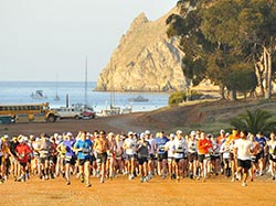 Catalina Island Marathon Weekend